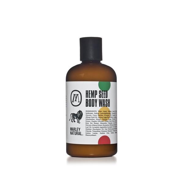 Marley Natural Hemp Seed Body Wash 8 oz.