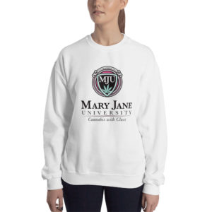 Mary Jane University Sweatshirt